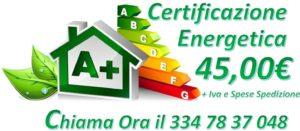 certificazione energetica a napoli